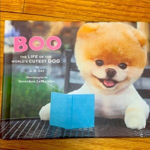 Boo the life of the worlds cutest dog book